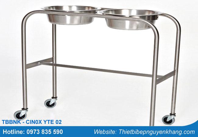 Chau inox ngam dung cu y te TBBNK-CIN0X-YTE-02